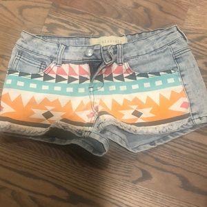 The Clas-Sic Jean Shorts